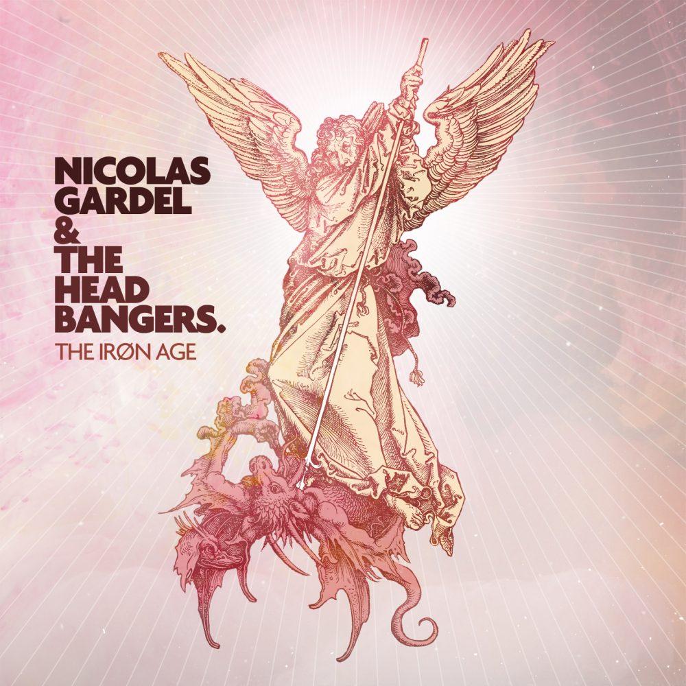 Nicolas Gardel The Headbangers Iron Age